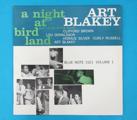 価格応談◆ART BLAKEY…他◆BLUE NOTE 米深溝 RVG手書き 重量