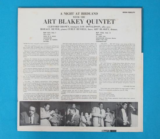価格応談◆ART BLAKEY…他◆BLUE NOTE 米深溝 RVG手書き 重量2