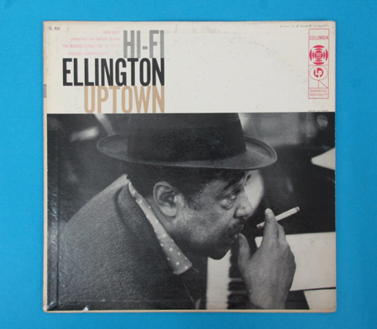 価格応談◆DUKE ELLINGTON & LOUIS BELLSON他◆6EYES 米深溝