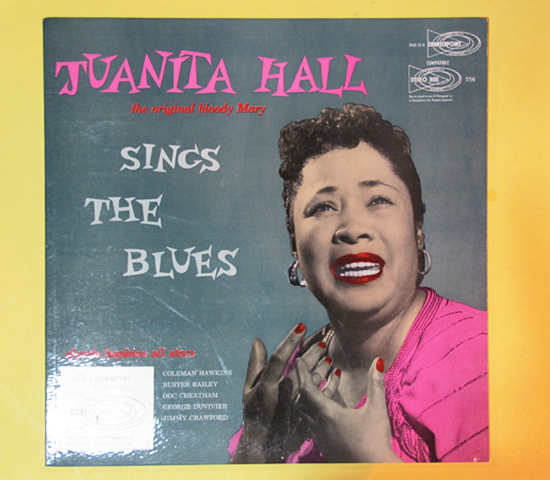 価格応談◆JUANITA HALL◆COUNTERPOINT RECORDS 米深溝