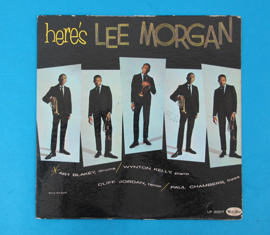 価格応談◆LEE MORGAN & ART BLAKEY他◆VEE JAY 米深溝