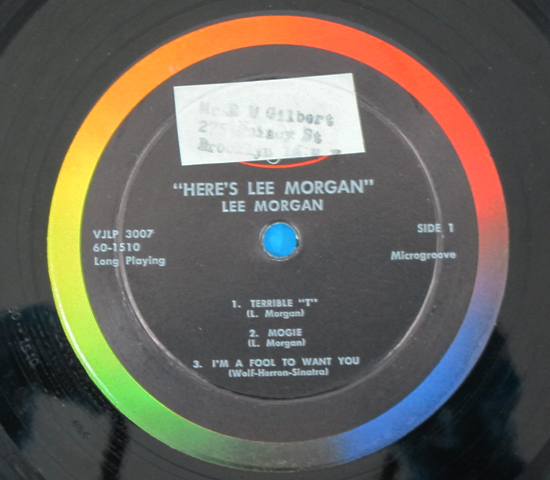 価格応談◆LEE MORGAN & ART BLAKEY他◆VEE JAY 米深溝3