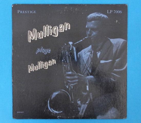 価格応談◆GERRY MULLIGAN PLAYS MULLIGAN◆PRESTIGE 米深溝 RVG