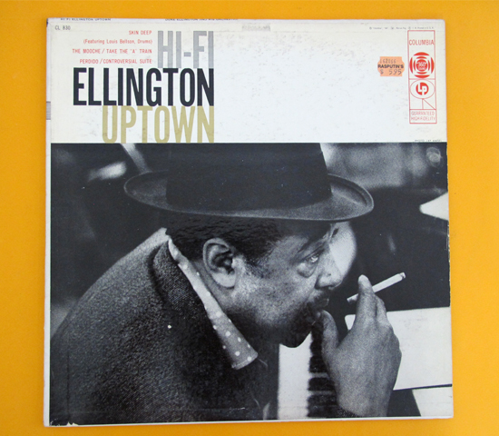 価格応談◆DUKE ELLINGTON AND HIS ORCHESTRA◆米 深溝 6EYES