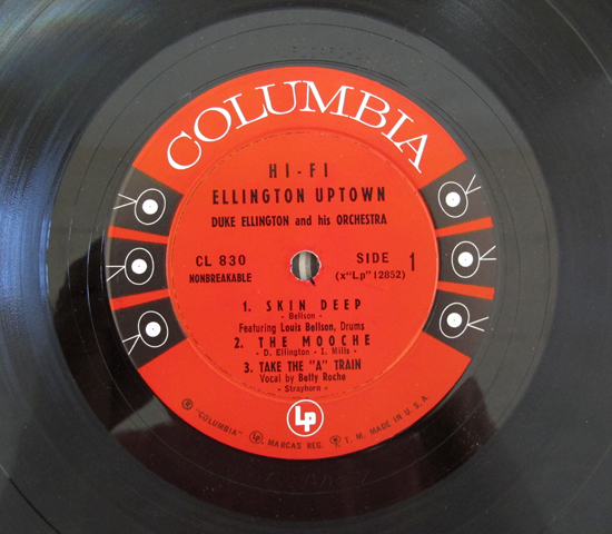 価格応談◆DUKE ELLINGTON AND HIS ORCHESTRA◆米 深溝 6EYES3