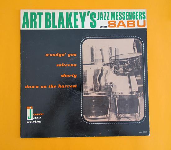 条件を指定 価格応談◆ART BLAKEY/SABU ◆JOSIE RECORDS 米