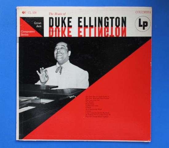 ◆DUKE ELLINGTON PLAYED BY DUKE ELLINGTON◆6 EYES 米深溝