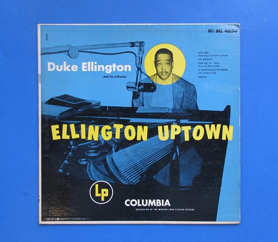 ◆DUKE ELLINGTON & HILTON JEFFERSON 他◆6EYES 米深溝