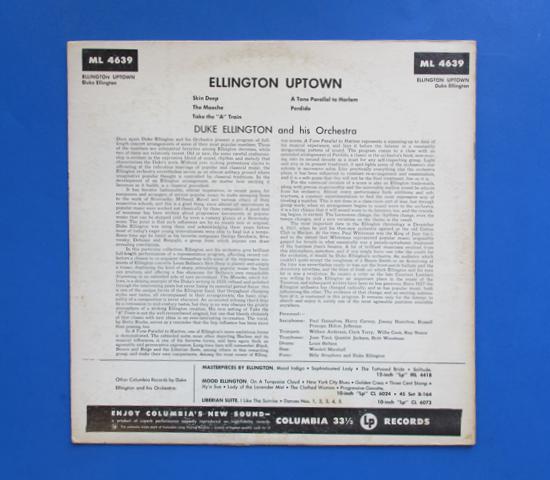 ◆DUKE ELLINGTON & HILTON JEFFERSON 他◆6EYES 米深溝2