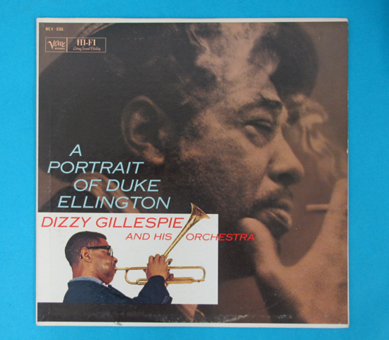 価格応談◆DUKE ELLINGTON&DIZZY GILLESPIE◆VERVE 米深溝