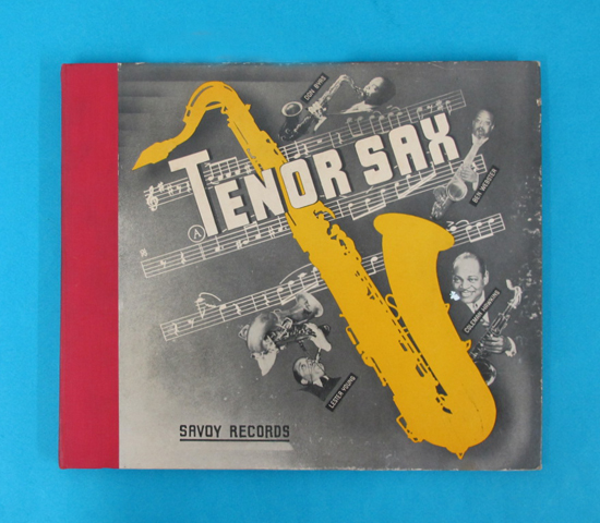 ◆SP盤◆3枚組◆LESTER YOUNG&BEN WEBSTER 他◆SAVOY 米深溝