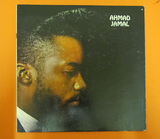 価格応談◆THE PIANO SCENE OF AHMAD JAMAL◆ EPIC 米深溝