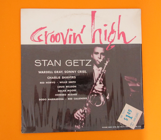価格応談◆STAN GETZ/HOWARD McGHEE ◆ CLOWN 米 深溝