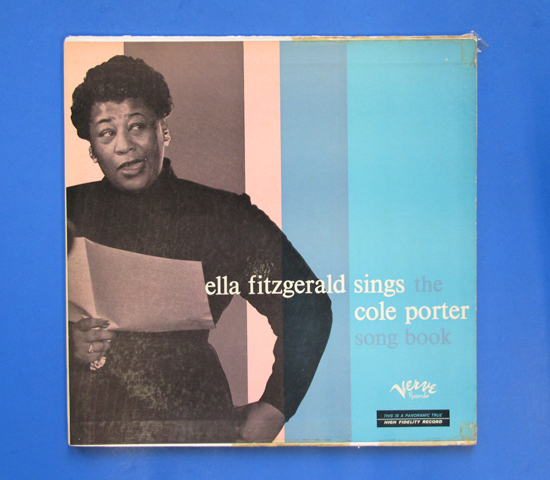 ◆2枚組◆ELLA FITZGERALD SINGS THE…◆VERVE 米深溝 重量