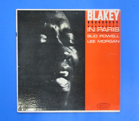 ◆ART BLAKEY & BUD POWELL & LEE MORGAN 他◆ EPIC 米盤