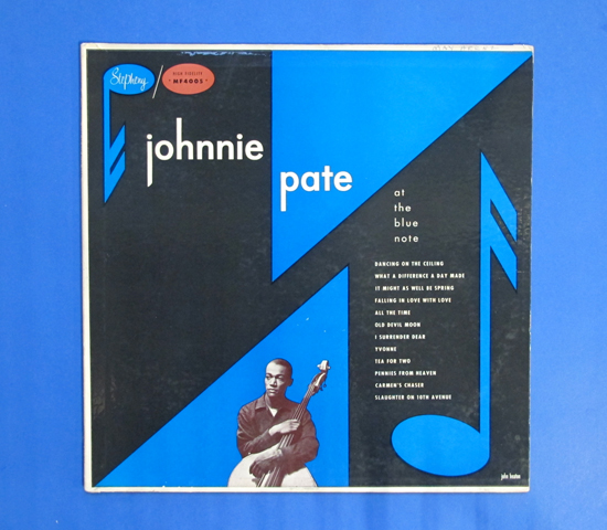 ◆JOHNNIE PATE&WILBUR WYNNE 他◆STEPHENY RECORDS 米深溝