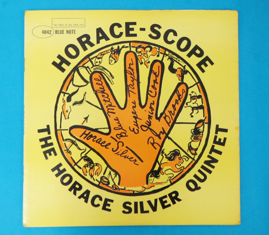 価格応談◆THE HORACE SILVER QUINTET◆BLUENOTE 米深溝63rd RVG