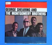 ◆GEORGE SHEARING AND THE MONTGOMERY….◆JAZZLAND 米!深溝