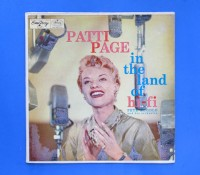 ◆PATTI PAGE/IN THE LAND OF HI-FI◆ EMARCY 米深溝
