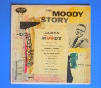 ◆JAMES MOODY/THE MOODY STORY◆EMARCY 米!深溝