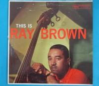 価格応談◆THIS IS RAY BROWN◆CLEF トランペット 米深溝