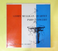 価格応談◆GERRY MULLIGAN QUARTET◆WORLD PACIFIC 米深溝