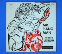 ◆JOE SULLIVAN/MR.PIANO MAN◆VERVE DOWN HOME 米!深溝