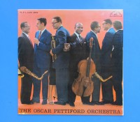 ◆THE OSCAR PETTIFORD ORCHESTRA◆ABC PARAMOUNT 米盤