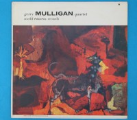 価格応談◆GERRY MULLIGAN QUARTET◆ WORLD PACIFIC 米深溝
