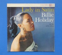 ◆BILLIE HOLIDAY/LADY IN SATIN◆6 EYES 米深溝