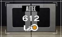ALTEC 612 ◇ アルテック エンクロージャー ペア ◇