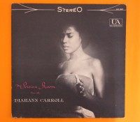 価格応談◆DIAHANN CARROLL ◆UNITED ARTISTS 米 深溝 重量