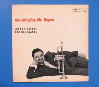◆SHORTY ROGERS & HIS GIANTS◆ATLANTIC 米深溝 黒ラベル