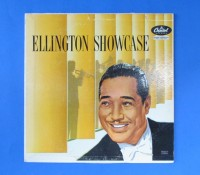 ◆DUKE ELLINGTON/JIMMY WOOD他◆CAPITOL 米深溝 MONOターコイズ
