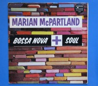 ◆MARIAN MCPARTLAND/BOSSA NOVA SOUL◆TIME RECORDS 米盤