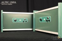ALTEC 1569A Amplifier ◇真空管 パワーアンプ ペア (専用キャビネット付き)◇