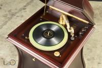 - PURITAN – PHONOGRAPH ◇ ピューリタン 1917年製SPレコード用蓄音器 ◇