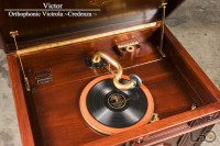 VICTOR Victrola Credenza ◇ ビクター ビクトローラ・クレデンザ<BR>SP用蓄音器 4枚扉
