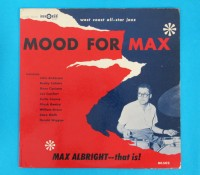 価格応談◆MAX ALBRIGHT,BUDDY COLLETTE他◆MOTIF RECORDS米深溝