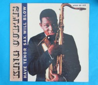 価格応談◆KING CURTIS◆ATCO RECORDS 米深溝 MONO