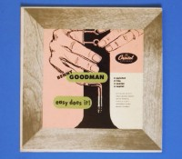 ◆10インチ◆BENNY GOODMAN/EASY DOES IT!◆CAPITOL 米!深溝