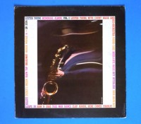 ◆LESTER YOUNG & COUNT BASIE 他/VOL1◆EPIC 米!深溝