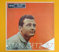 価格応談◆STAN GETZ '57 / BOB BROOKMEYER ◆VERVE 米
