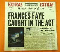 価格応談◆FRANCES FAYE/CAUGHT IN THE ACT◆ GNP 米深溝