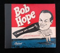価格応談 ◆SP盤 ◆4枚組 ◆BOB HOPE ◆CAPITOL 米