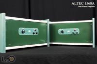 ALTEC 1568A Amplifier ◆ 真空管パワー・アンプ (専用キャビネット付き) ◆