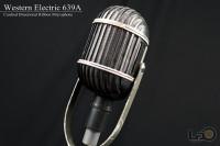 Western Electric 639A ◇ ウェスタン・エレクトリック 639A 「鉄仮面」 リボンマイク ◇