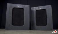 ALTEC 612 utility cabinet ◇アルテック 612 初期モデル 黒箱 スピーカーキャビネット