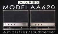 AMPEX  Speaker AA620 ◇アンペックスアンプ内蔵 スピーカー◇