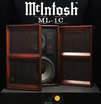 McIntosh ML-1C ◇マッキントッシュ 4ウェイスピーカー◇